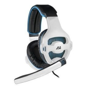 Headset Attitude One Tunguska v7.1 USB Headset Blue