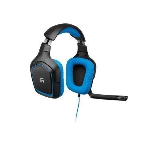 Headset Logitech G430 Surround Sound Gaming Headset
