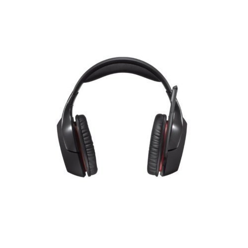 Headset Logitech G930 Wireless Gaming Headset