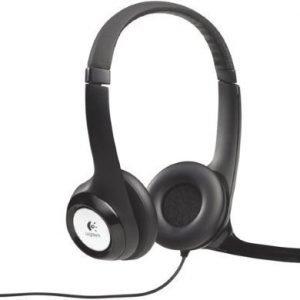 Headset Logitech USB Headset H390