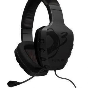 Headset Ozone Rage ST Gaming headset Black