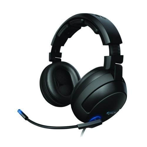 Headset Roccat Kave Solid 5.1 Surround Sound Gaming Headset