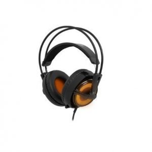 Headset SteelSeries Siberia V2 Full-Size Headset Heat Orange Illuminated
