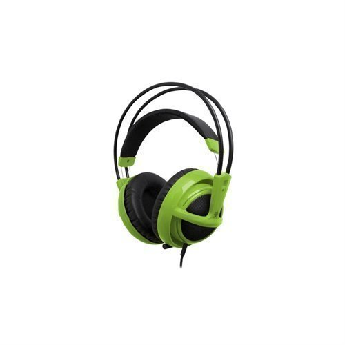 Headset SteelSeries Siberia V2 Full-size Green