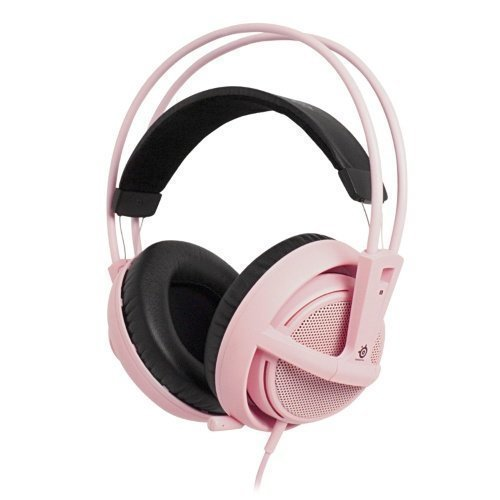 Headset SteelSeries Siberia V2 Full-size Pink