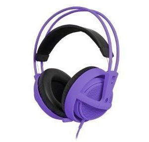 Headset SteelSeries Siberia V2 Full-size Purple
