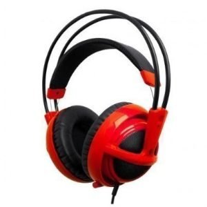 Headset SteelSeries Siberia V2 Full-size Red