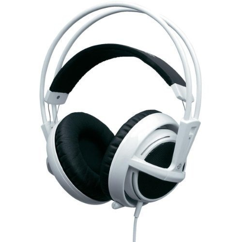 Headset SteelSeries Siberia V2 Full-size USB Headset White