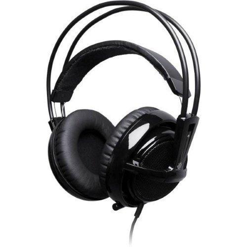 Headset SteelSeries Siberia v2 Full-size Headset (Black)