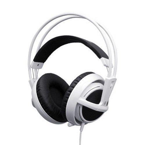 Headset SteelSeries Siberia v2 Full-size Headset (White)