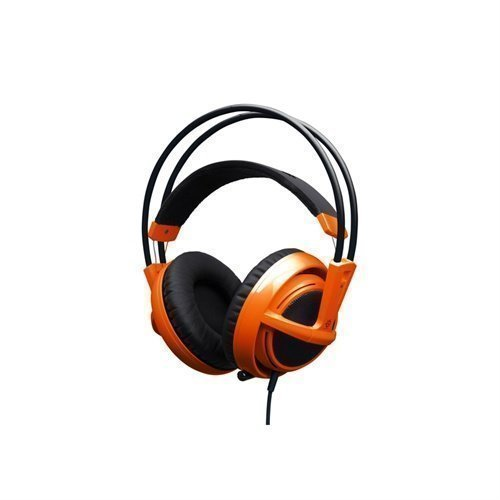 Headset SteelSeries Siberia v2 Full-size Orange
