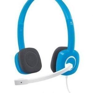 Headset Stereo Headset H150 Sky Blue