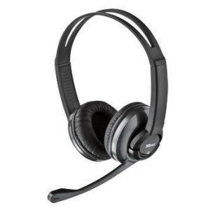 Headset Trust Headset Stereo HS-2800