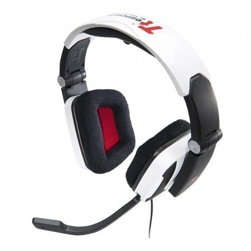 Headset Tt eSPORTS Shock Gaming Headset White
