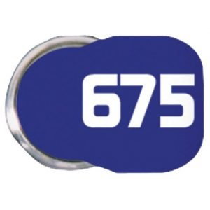 Hearing aid batteries ZA675 4-blister