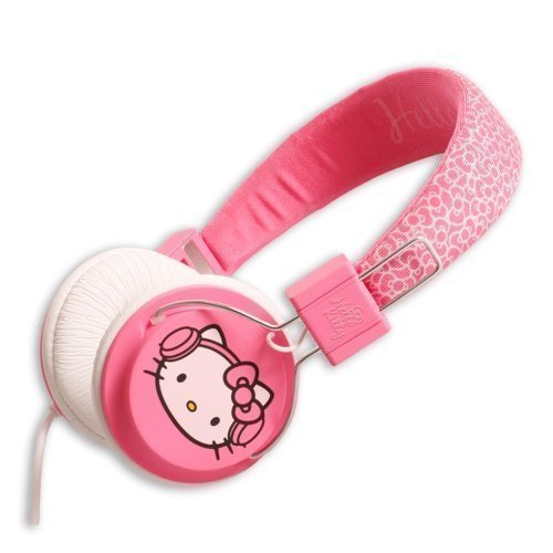 Hello Kitty Ear-Pad Pink