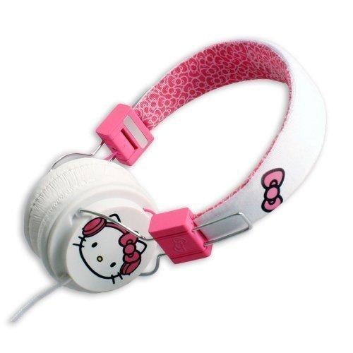 Hello Kitty Ear-Pad White