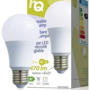 Himmennettävä LED-lamppu A60 E27 6 5 W 470 lm 2700K