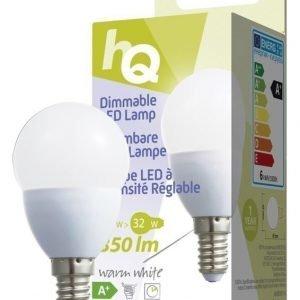 Himmennettävä LED-lamppu minipallo E14 5 5 W 350 lm 2700K