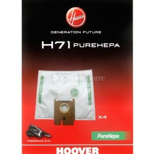 Hoover H71 Pölypussi 4 Kpl
