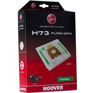 Hoover H73 Pölypussit 4 Kpl