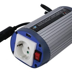 Hq 12v -> 230 V 150 W + Ubs Invertteri