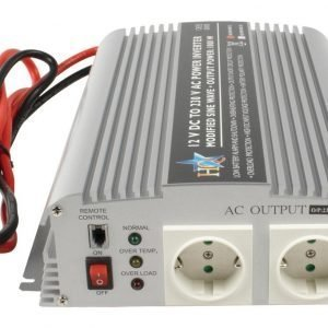 Hq 12v -> 230v 1000 W Invertteri