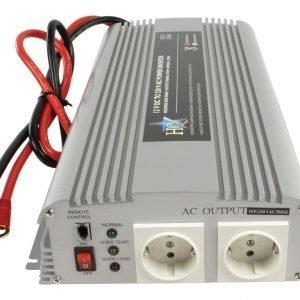 Hq 12v -> 230v 1700 W Invertteri