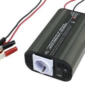 Hq 230 V -> 12 V 600 W + Ubs Invertteri
