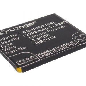 Huawei Ascend D2 Ascend D2-2010 Ascend G716-L070 Ascend D2-0082 Akku 2900mAh / 3.8V mAh