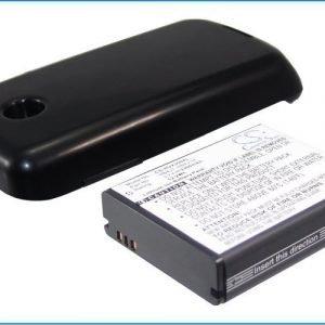 Huawei IDEOS X3 U8510 Akku Laajennetulla takakannella 3300 mAh