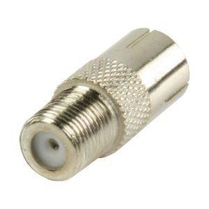 IEC / F-adapteri