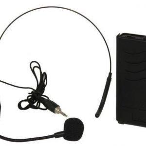 Ibiza Sound Kannettava Kaiutin 800 W + 2 Mikrofonia