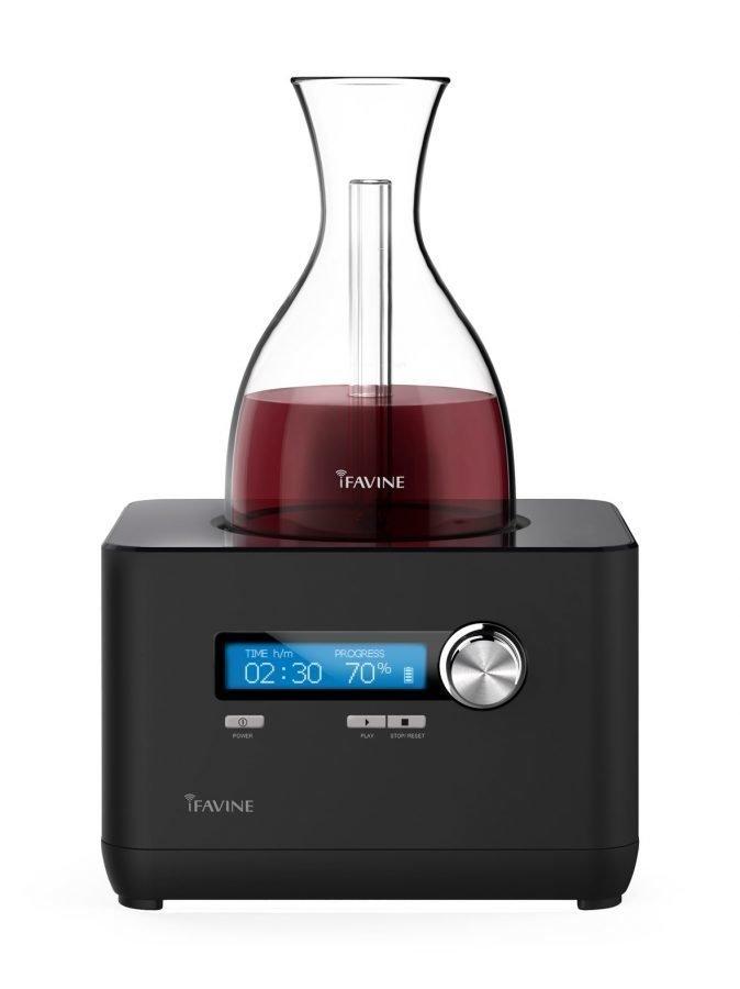 Ifavine Isommelier Smart Decanter Viinidekantteri