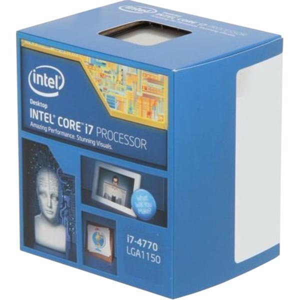 Intel Core i7 4770 3.4GHz S1150 BOX