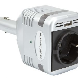 Invertteri 150W 12V/230V USB