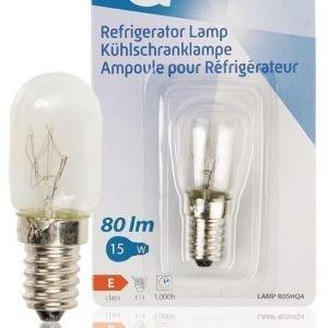 Jääkaappilamppu T22 15 W E14