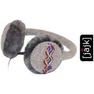 Jåjk Winter Earmuff Headphones with Mic3 Nordic Grey