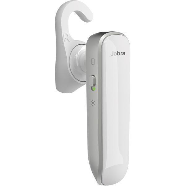 JABRA BOOST - Bluetooth-kuulokkeet pitkällä Standby-ajalla valk/hop