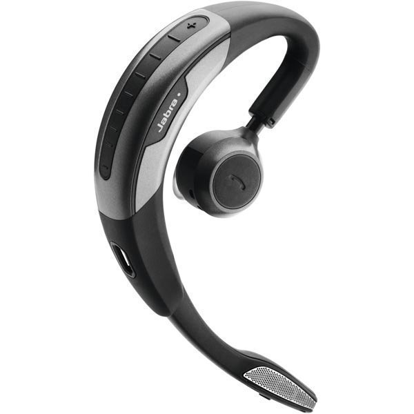 JABRA Motion Bluetooth headet BT 4.0 NFC inkl 3 sleeves harm/hopea