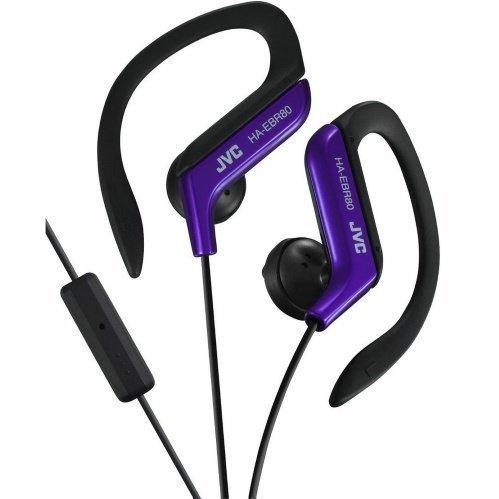 JVC HA-EBR80 Sport Earbuds with Mic1 Blue / Black