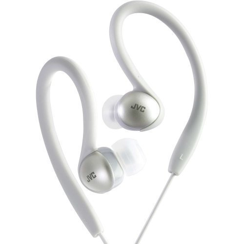 JVC HA-EBX5-S-E Silver/White In-ear