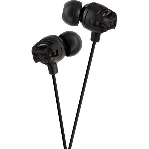 JVC HA-FR201 Xtreme Xplosives In-Ear with Mic1 Black