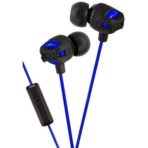 JVC HA-FR201 Xtreme Xplosives In-Ear with Mic1 Blue