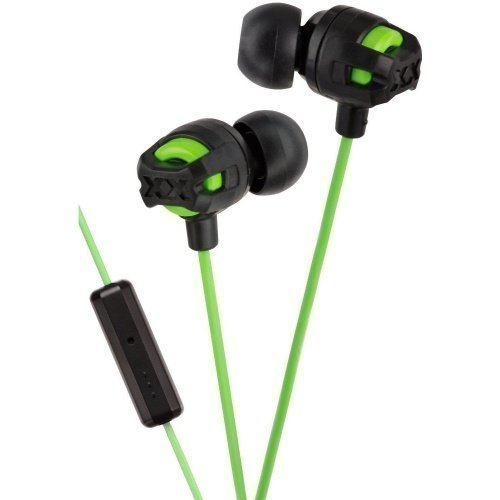 JVC HA-FR201 Xtreme Xplosives In-Ear with Mic1 Green