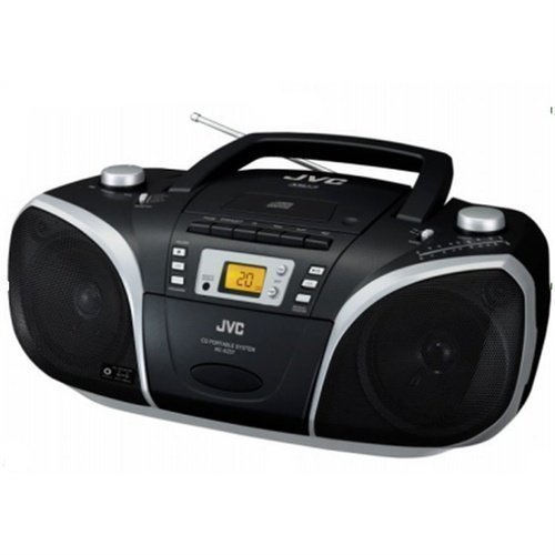 JVC RC-EZ57 Portable CD Radio