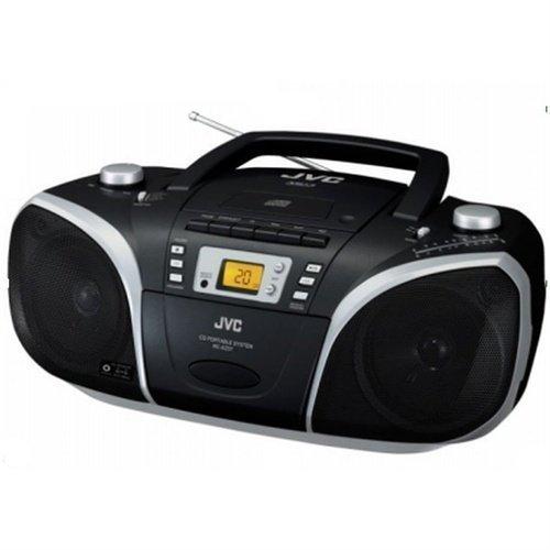 JVC RC-EZ57 Portable CD Radio