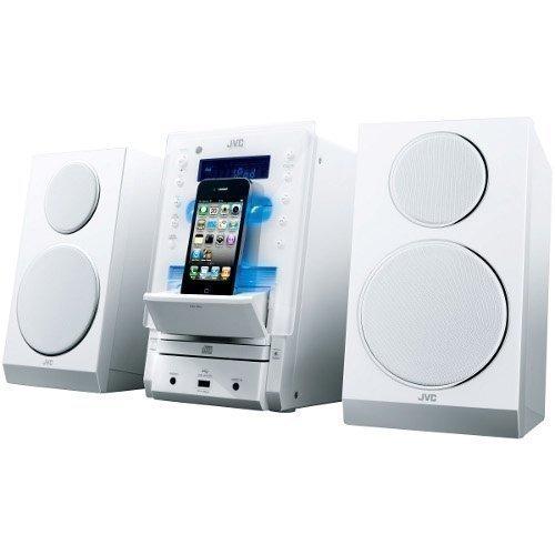 JVC UX-LP55WE iPod Docking