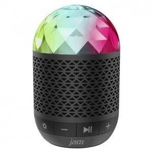 Jam Hx-P270-Eu Bluetooth Kaiutin Led-Valolla Musta