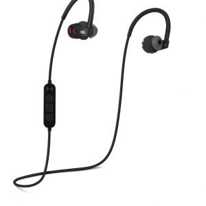 Jbl Under Armour Sport Wireless Heart Rate Mustat Langatomat In Ear Kuulokkeet Sykkeenmittauksella